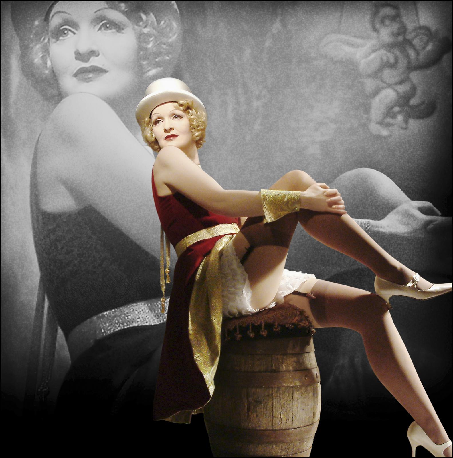 Blue Angel Marlene Dietrich